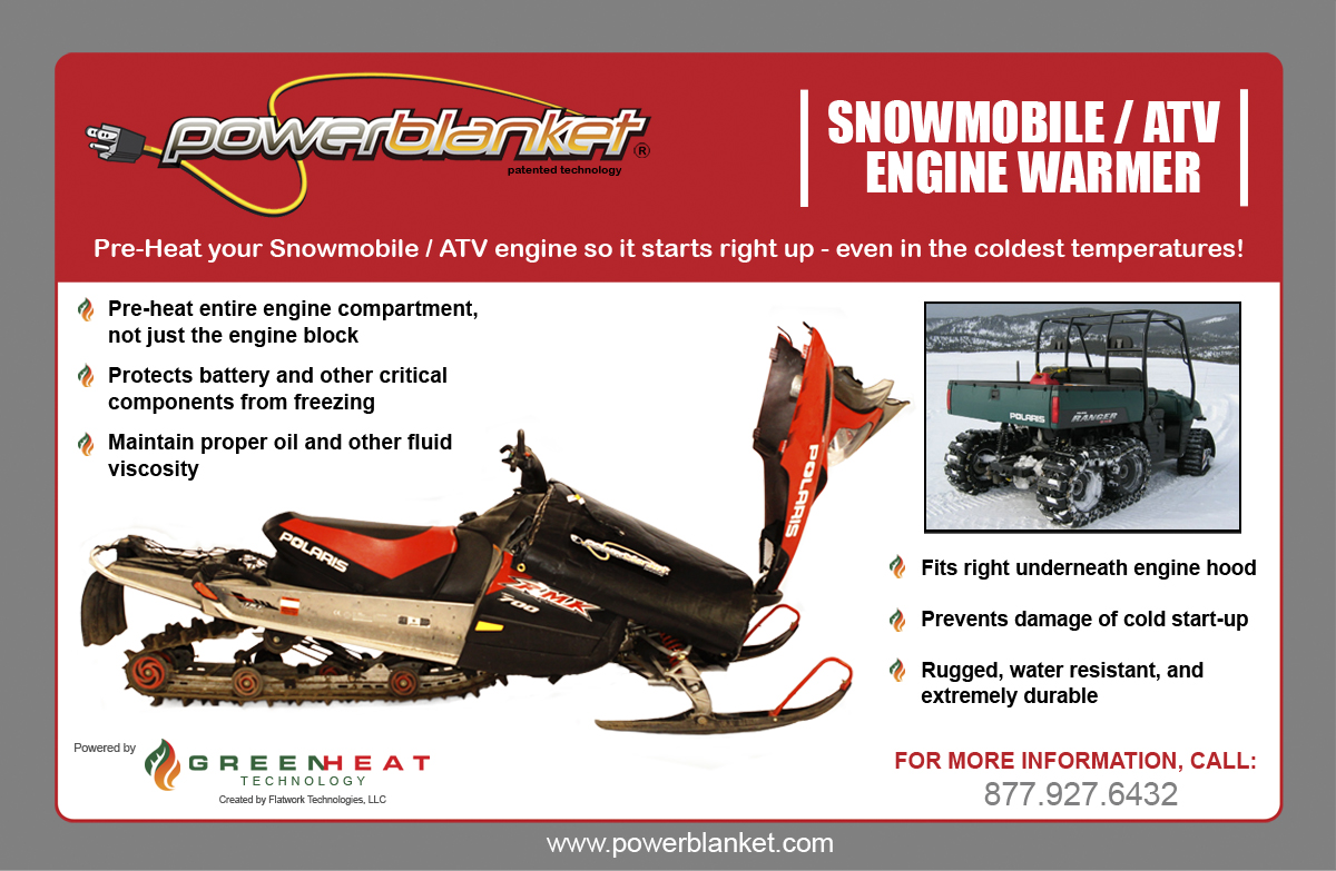 Snowmobile Heaters